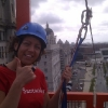 Liver Building  Zip Wire
