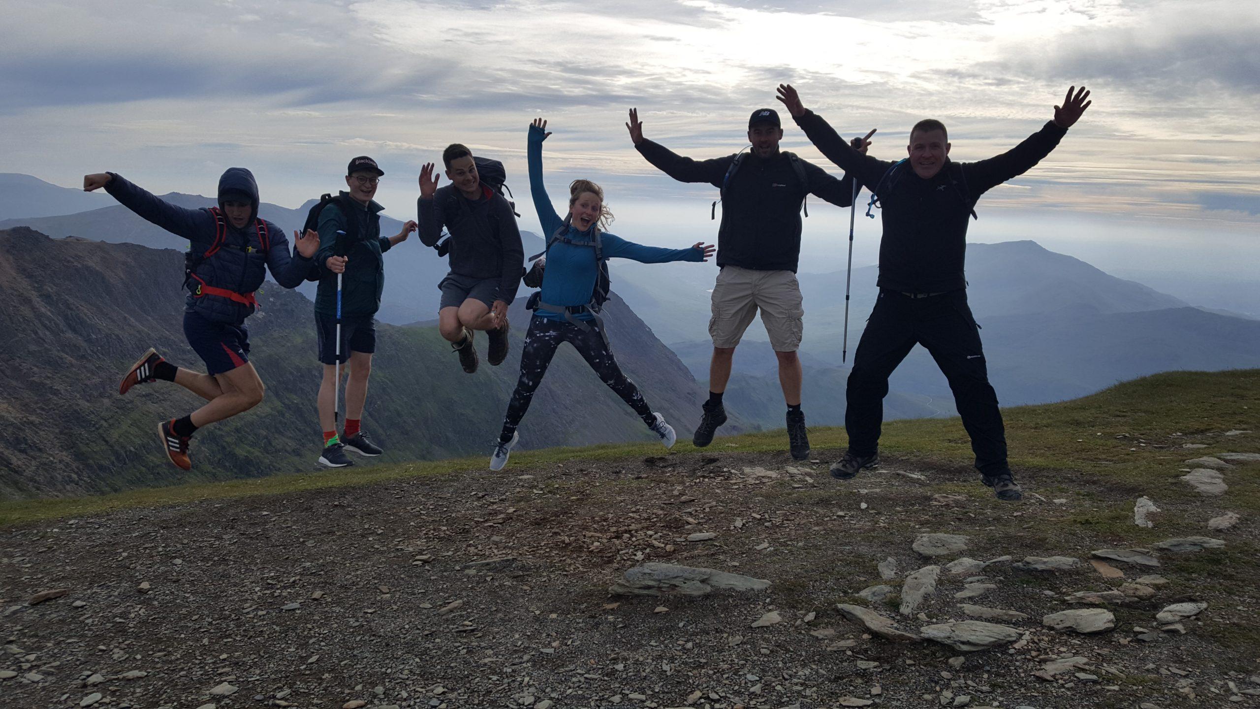 3 peaks group