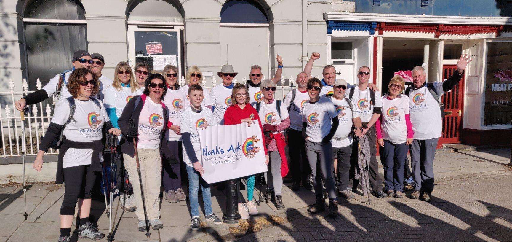 Noahs Ark Charity Team