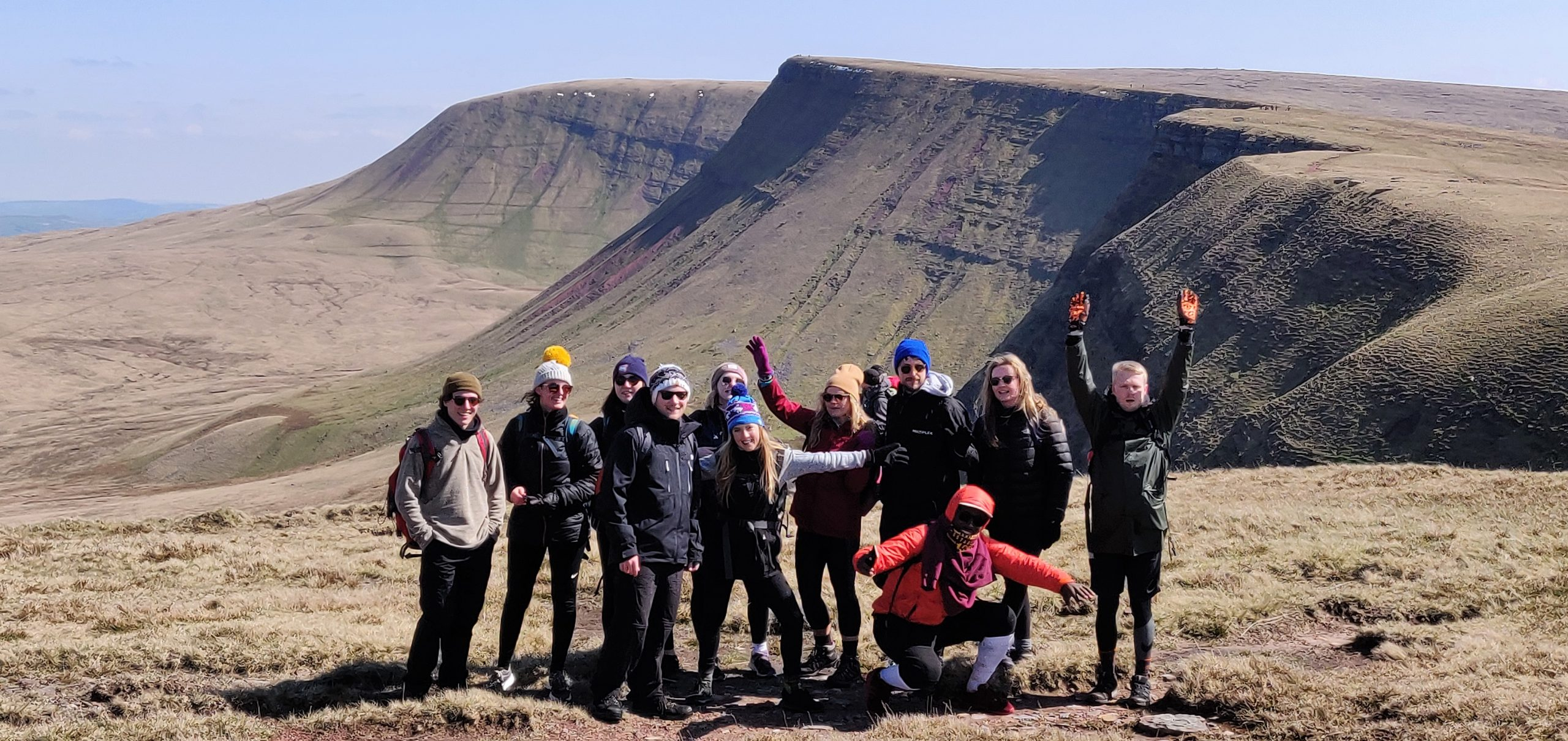 Brecon Beacons adventure challenge